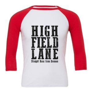 HFL Baseball Men rot-weiss-schwarz