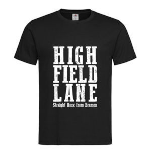 HFL T-Shirt Men schwarz