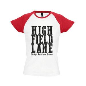 HFL T-Shirt Men rot-weiss-schwarz