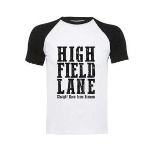 HFL T-Shirt Men schwarz-weiss